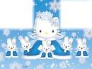 CADRE KITTY CAT
