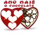 amo mais que chocolate