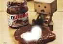 Iloveyou Nutella