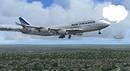 avion bulle
