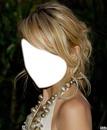 blonde meche