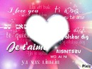 je t'aime mi amor .....