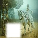 le cheval sous la mer