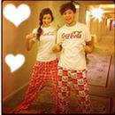 "Coca Cola - ""Louis and Eleanor"" !! ∞   ᶤ ᶫ ᵒ ᵛ ᵉ ᵧ ₒ ᵤ ღ"