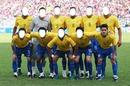 equipe de foot brésil