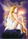 Ange fée
