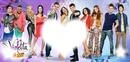 Violetta y el elenco