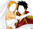 namy & luffy mariage