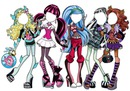 monster high a visage
