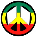 Peace and Love Rasta