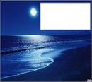 plage nuit