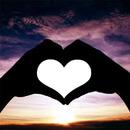 Coeur romantique