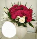 Bouquet de rose et lys