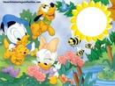 Donald y Daisy Bebes