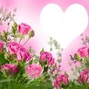 flor, corazon