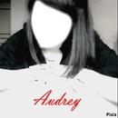 Fille, qui s'appelle Audrey !