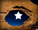 star on the rock