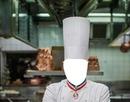 Le chef de cuisine c'est moi