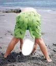 La tête dans le sable