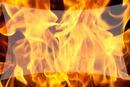 flamme fond