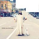 jesus and a dog
