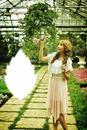 Ryn Chibi In Garden