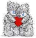 Nounours coeur