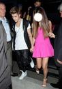 Justin Bieber photomontage