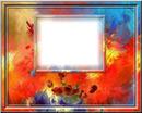 Cadre abstrait