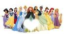 toute les princesse disney