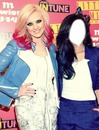 Photo avec Perrie Edwards