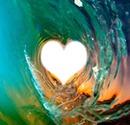 Coeur d'eau.
