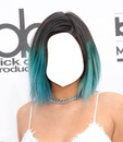 kylie jenner hair blu