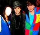U, Justin & Chaz