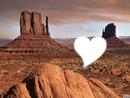 L' amour est dans le désert