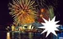 *feux d'artifices en Australie*