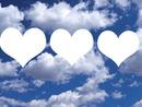 nuage e coeur