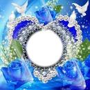 l'ange bleu