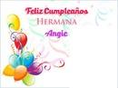 Happy Angie