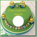 Cumpleaños Sbrino