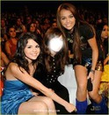 You With Selena Gomez And Miley Cyrus