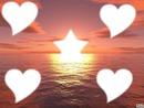 étoile et coeur