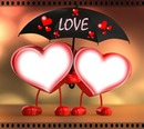 2 herzen###Love