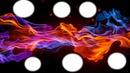 6 ronds dans les flammes