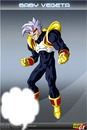 BABA VEGETA DRAGON BALL GT