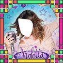 face of violetta