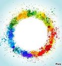 cadre de couleur