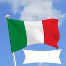 drapeau sicile /italie