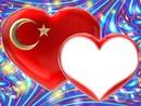 bayrak kalp