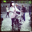 Visage Anisa Chibi Indonesia